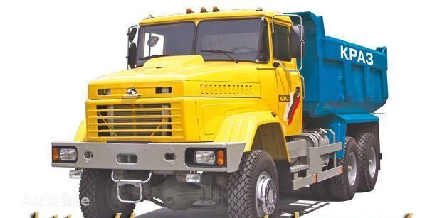 KRAZ 65032-042  camión volquete nuevo