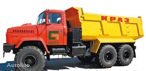 KRAZ 65032-060 camión volquete