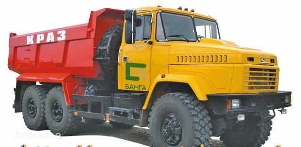 KRAZ 65032-064-2  camión volquete nuevo