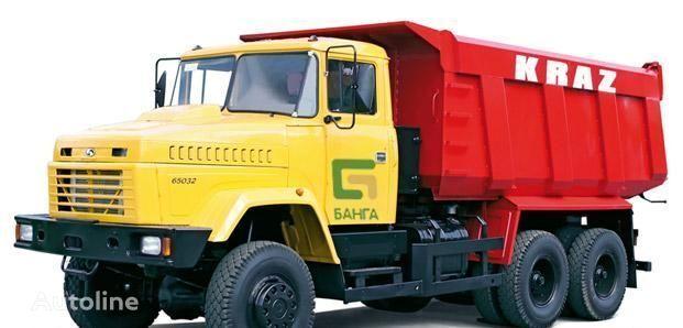 KRAZ 65032-068 camión volquete