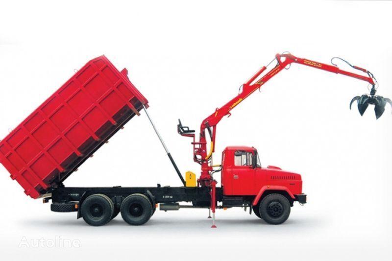 KRAZ 65053 lomovoz  camión volquete