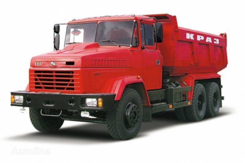 KRAZ 65055 tip 2 camión volquete
