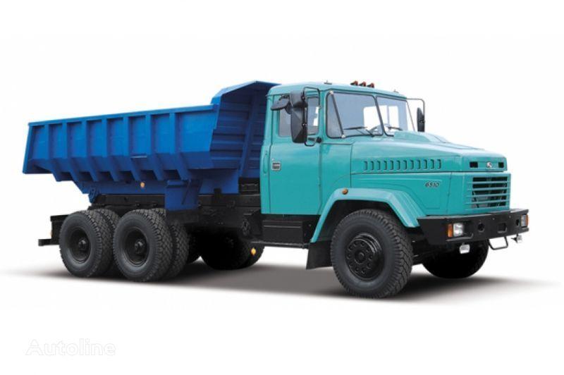 KRAZ 6510 tip 2 camión volquete