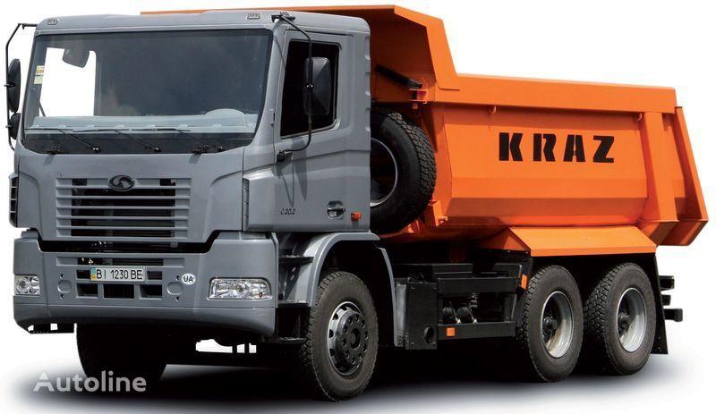 KRAZ S20.2 camión volquete nuevo