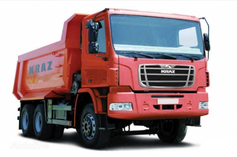 KRAZ S20.2  camión volquete