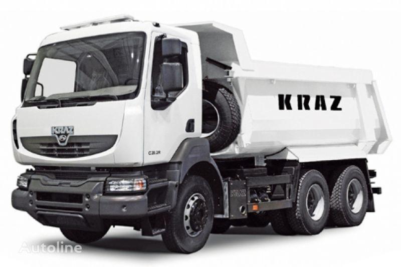 KRAZ S20.2R  camión volquete