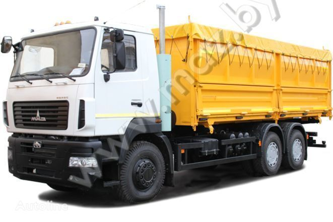 MAZ 6501B9-420-031 camión volquete nuevo