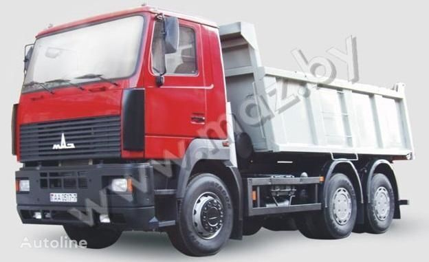 MAZ 6501A5 camión volquete nuevo