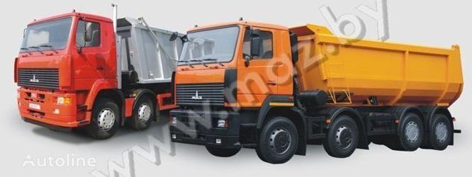 MAZ 6516A8 camión volquete nuevo