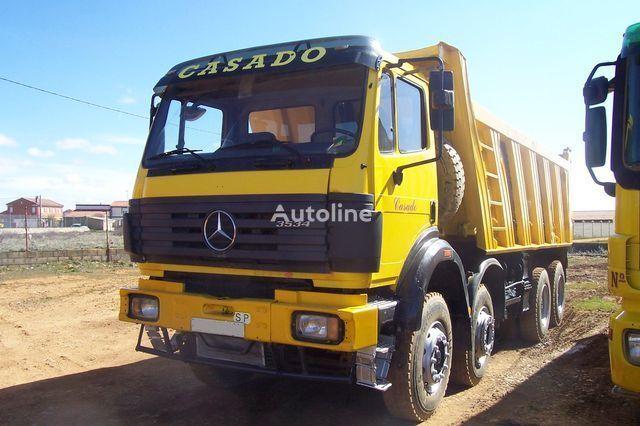 MERCEDES-BENZ SK 3534 K camión volquete