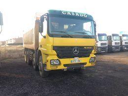 MERCEDES-BENZ actros 4144 K camión volquete