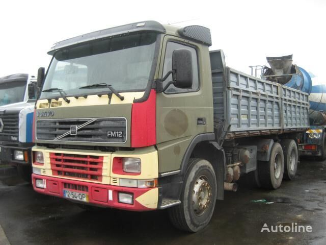 VOLVO FM12 camión volquete