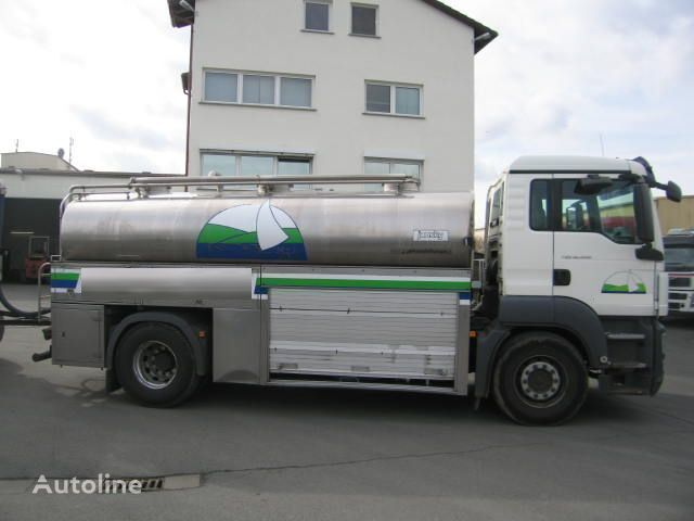 MAN TGS 18.400 (No. 2779) transporte de leche