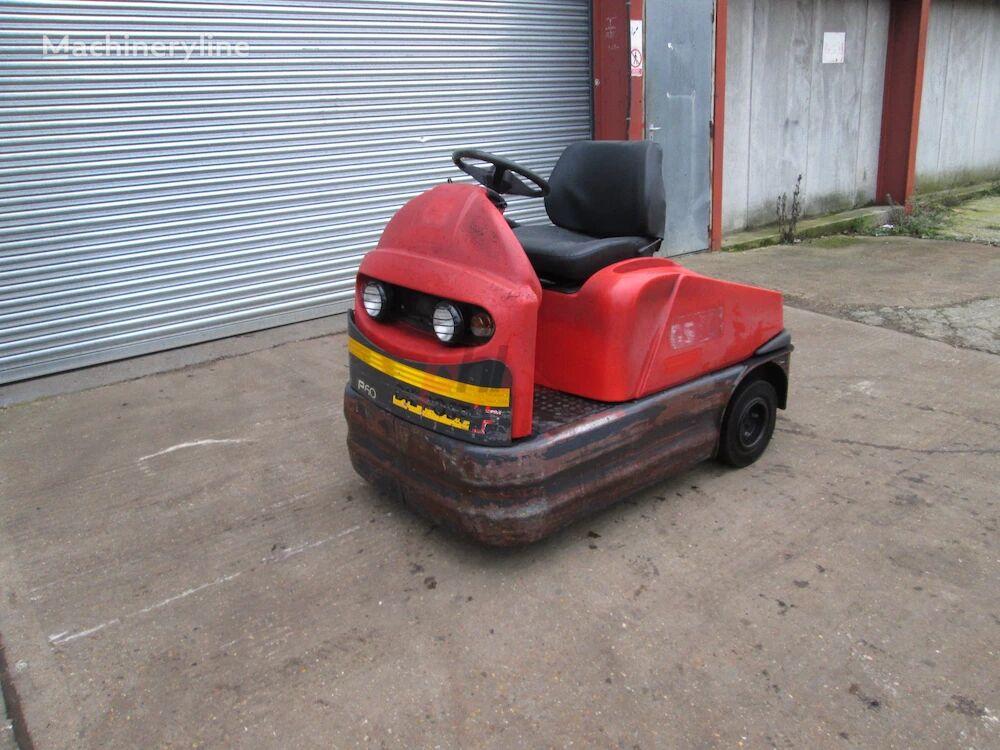 LINDE P60 126 tractor de remolque eléctrico