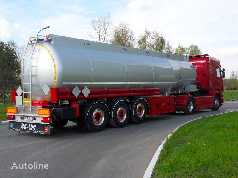 LDS NCP-37 cisterna de combustible nueva