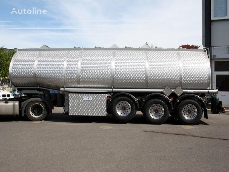 OMT fuel/benzin/diesel 25000 - 50000 Ltr cisterna de combustible nueva