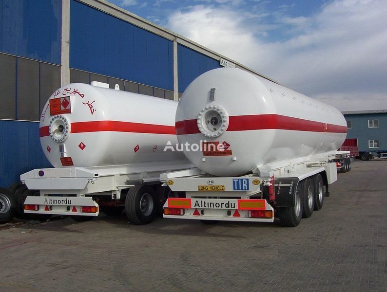 ALTINORDU 2016 NEW  LPG GAS TANK  cisterna de gas nueva