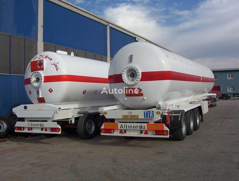 ALTINORDU 2017 NEW  LPG GAS TANK  cisterna de gas nueva