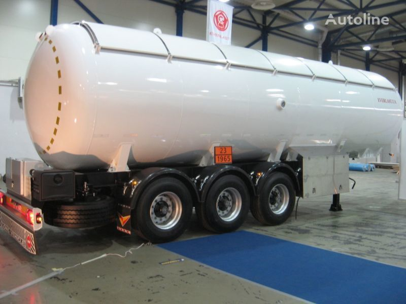 EVERLAST LPG-40 cisterna de gas nueva