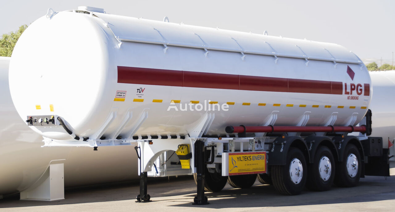 YILTEKS Semi - Trailer LPG  cisterna de gas nueva