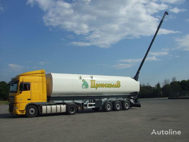 PEZZAIOLI SCT63N cisterna silo nueva