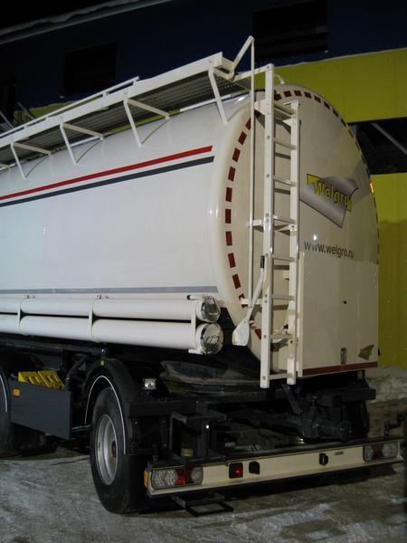 WELGRO 97WSL4332 cisterna silo nueva