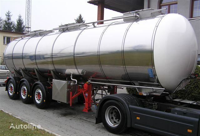 SCHRADER 31500l 5950kg !!! cisterna