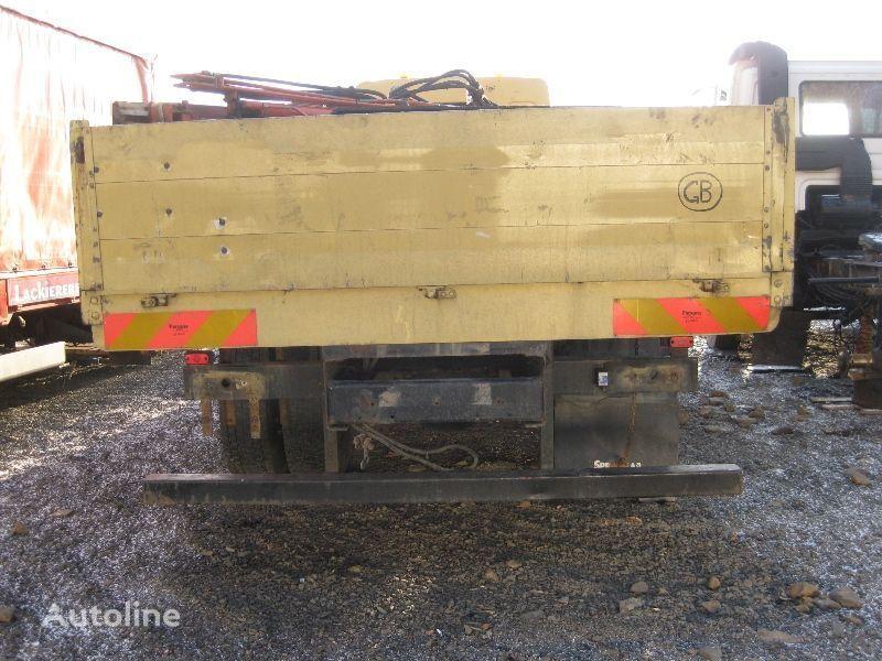 DAF LF55 carrocería caja abierta