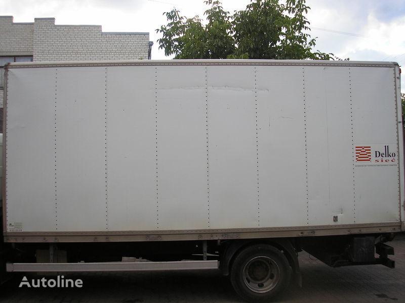 MITSUBISHI canter carrocería furgón