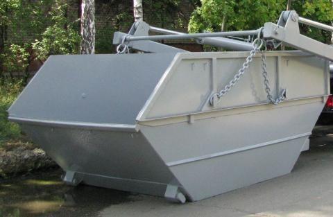 KO-450.08.00.000 contenedor de obra nuevo