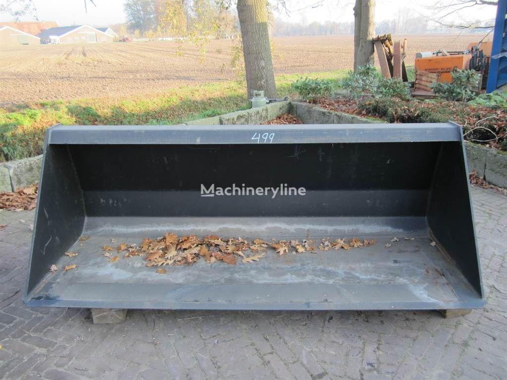 Onbekend Dichte bak nieuw 2,20 mtr cuchara de cargadora frontal nueva