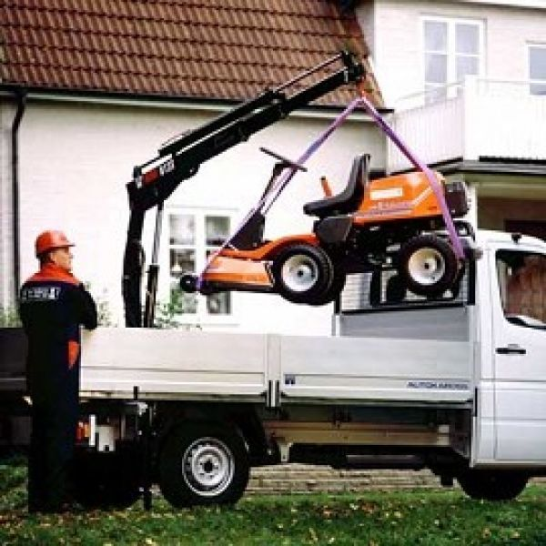 HIAB 013 T grúa autocargante nueva