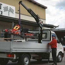 HIAB 022 T grúa autocargante nueva