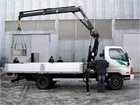 HIAB XS 077 grúa autocargante nueva