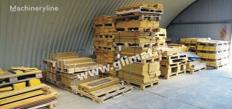 HSW / DRESSTA TD15C hoja de bulldozer nueva