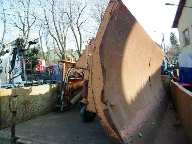 PŁUG MULLER MURO hoja de bulldozer