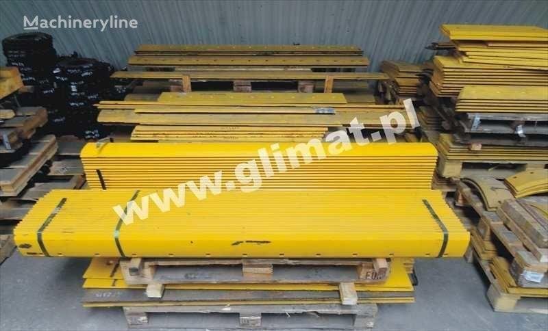 TD15H TD15H hoja de bulldozer nueva
