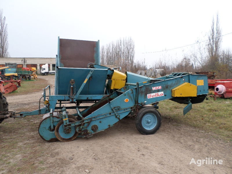 BOLKO Z-643  cosechadora de patatas