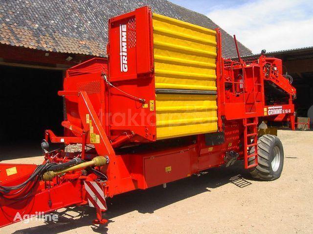 GRIMME SE 150 - 60 NB cosechadora de patatas