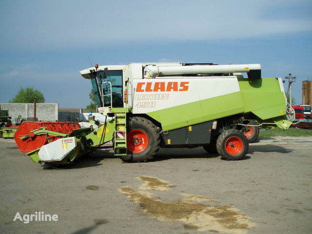 CLAAS 450 LEXION cosechadora