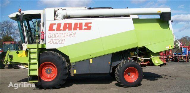CLAAS 460 cosechadora