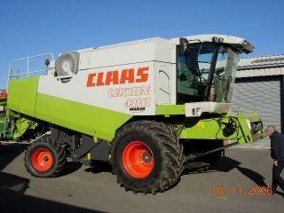 CLAAS 480 LEXION cosechadora