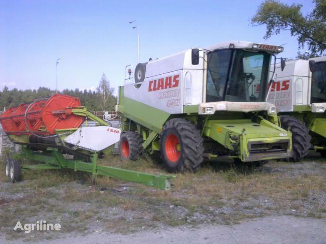 CLAAS LEXION 450 3-D cosechadora