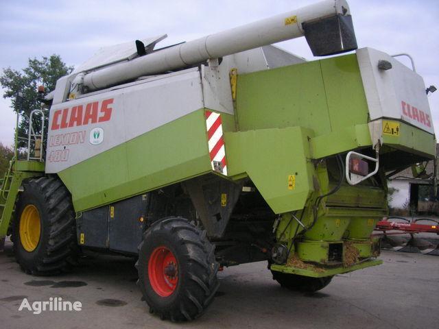 CLAAS LEXION 480 cosechadora