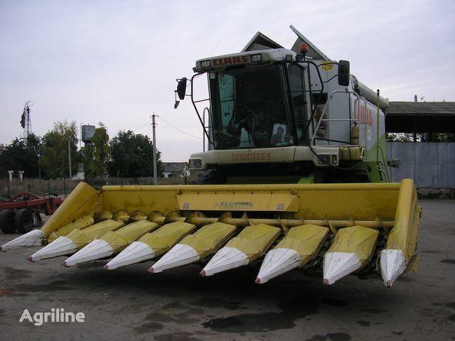 CLAAS LEXION 480 (bez probega po Ukraine) cosechadora