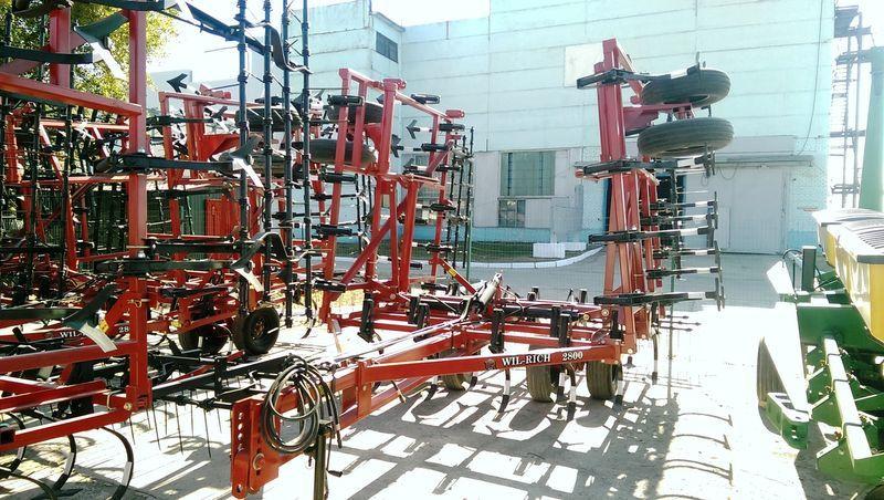 WIL-RICH 2800 8 i 9metrov NOVYY Katki cultivador