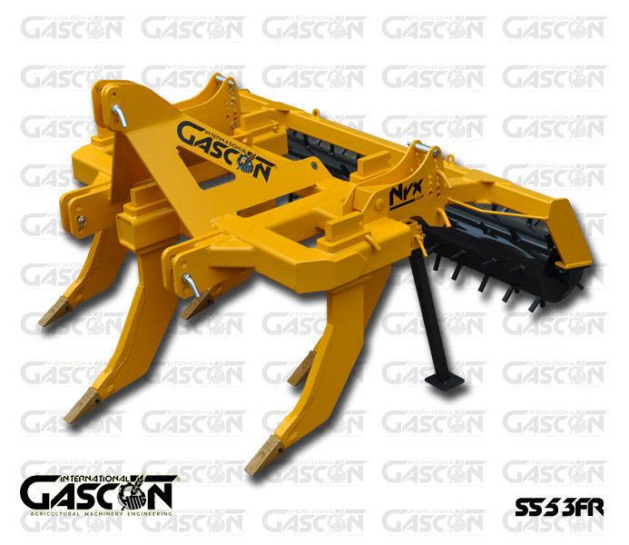 GASCON  Glubokoryhlitel Gascon SS-5-3FR (150-210 l.s.) descompactadora nueva