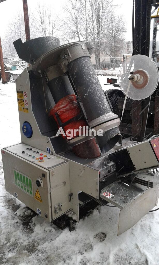 Avtomaticheskaya klipsatornaya mashina SORMA Sorma RB 2-120,  AT-5E máquina de envasado