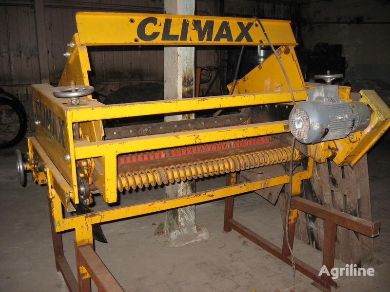 CLIMAX pristavka dlya kolibrovki (reguliruemaya) máquina seleccionadora