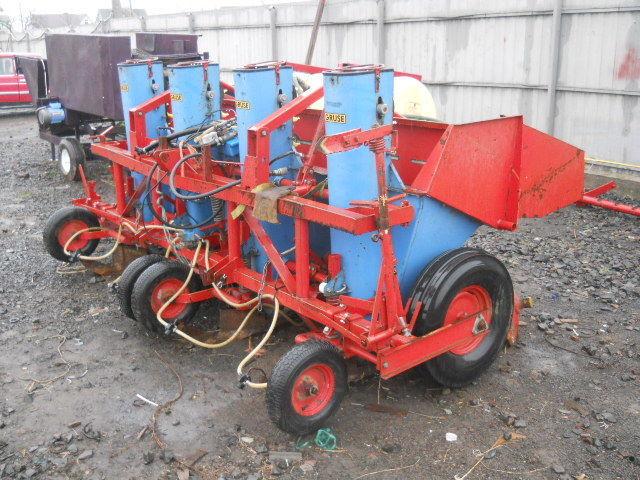 Gruse VL 19 plantadora de patatas